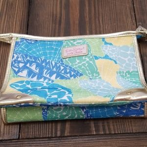 Lilly Pulitzer For Estee Lauder Cosmetic Bag